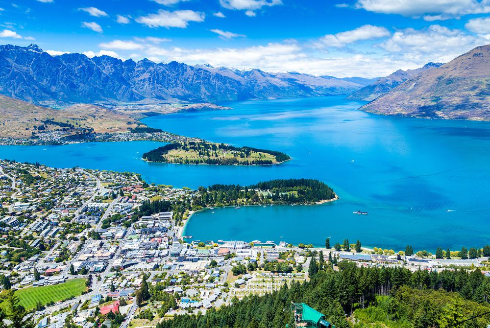 Queenstown / New Zealand
