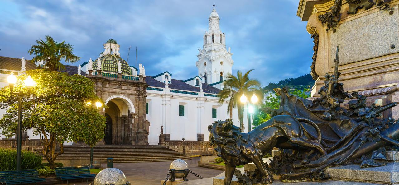 Quito, Ecaudor