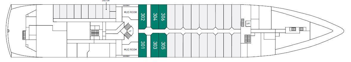 RCGS Resolute Deck 3