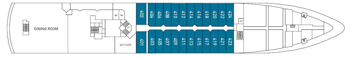 RCGS Resolute Deck 4
