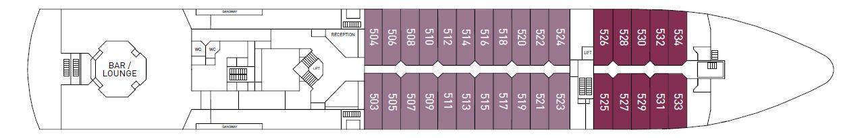 RCGS Resolute Deck 5