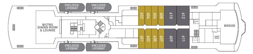RCGS Resolute Deck 6