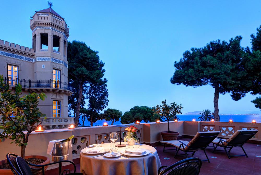 Villa Igiea - Suite Terrace