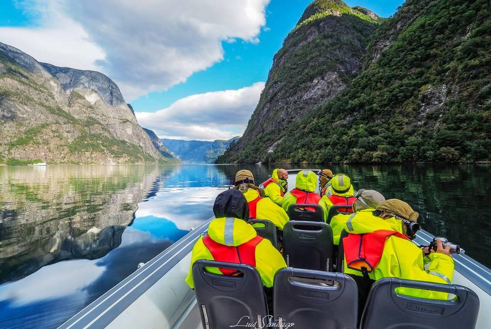 RIB safari, Norway Active