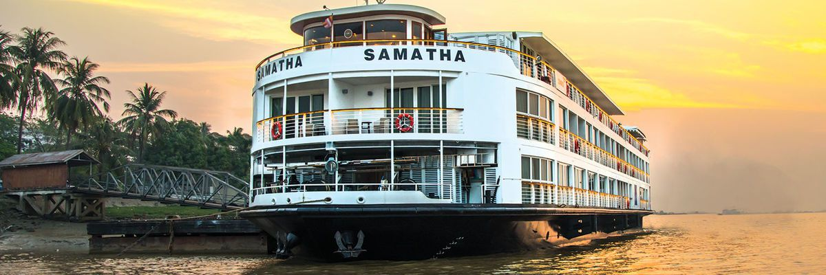 APT Launch new Myanamar Luxury River Cruise