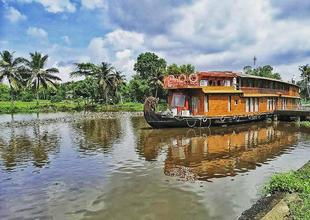 RV Vaikundam, Kerala Backwaters River Cruise
