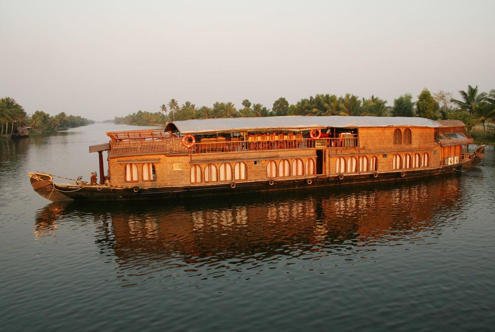 RV Vaikundam in Kerala backwaters
