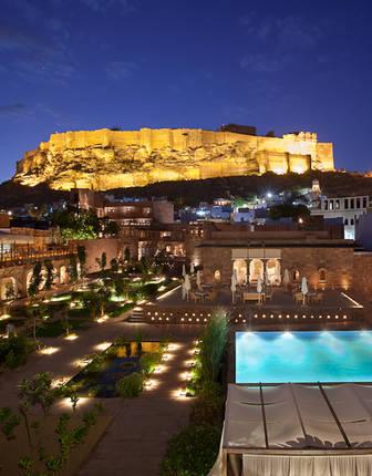Raas Hotel, Jodhpur, India