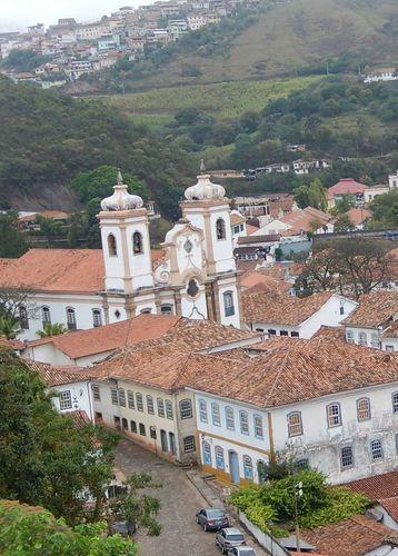 Rachel Mostyn's photography of Ouro Preto, Brazil