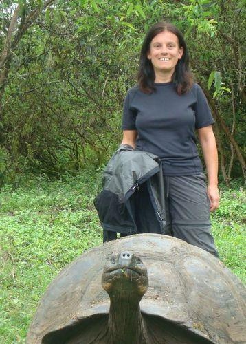 Rachel - Ecuador - Galapagos