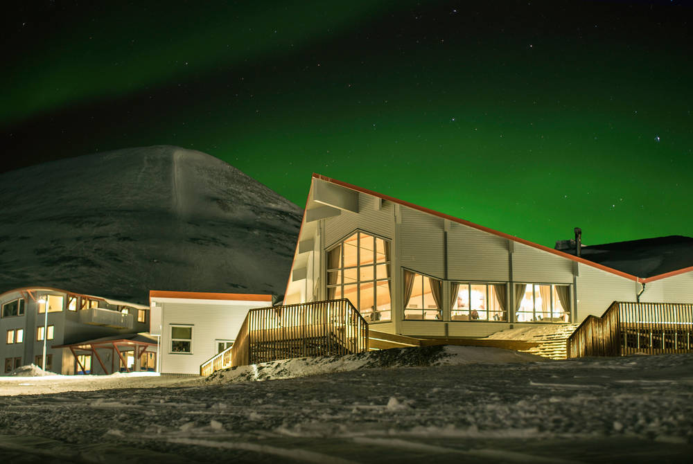 Northern Lights, Radisson Blu Polar