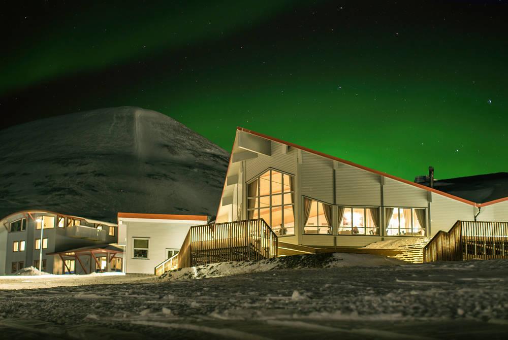 Radisson Blu Polar, Longyearbyen, Spitsbergen