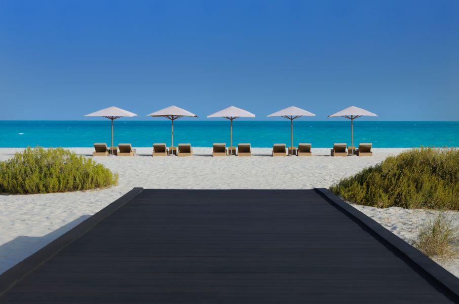 Beach, Park Hyatt Abu Dhabi