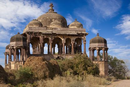 Historic Fort in Ranthambore