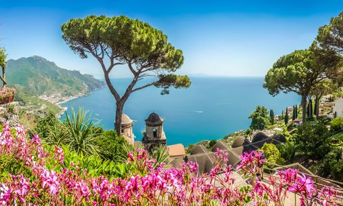 Ravello, Campania, Italy