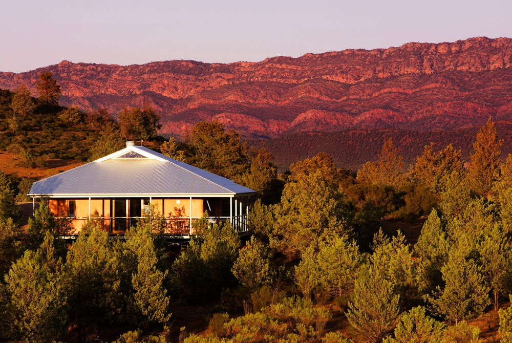Rawnsley Park Station, Flinders Ranges