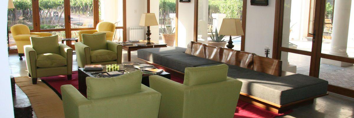 Reception, Cavas Wine Lodge, Mendoza