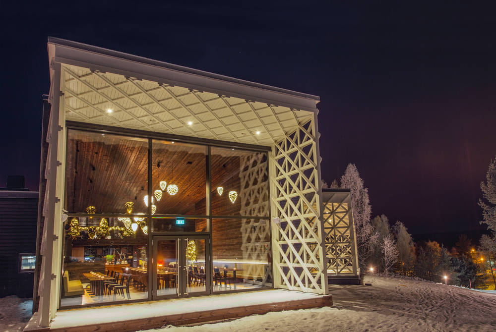 Rakas Restaurant & Bar, Arctic TreeHouse Hotel