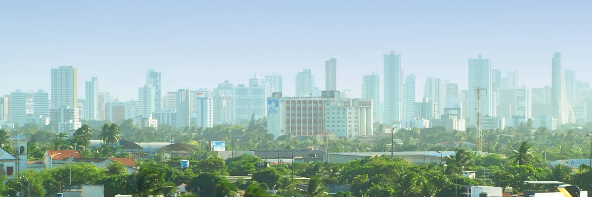 Recife and Olinda Brazil