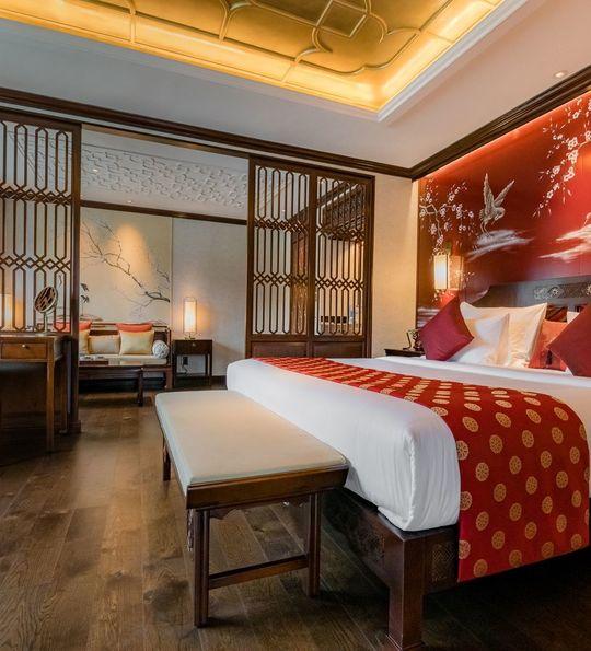 Regent Suite White Crane, Ginger, Lan Ha Bay