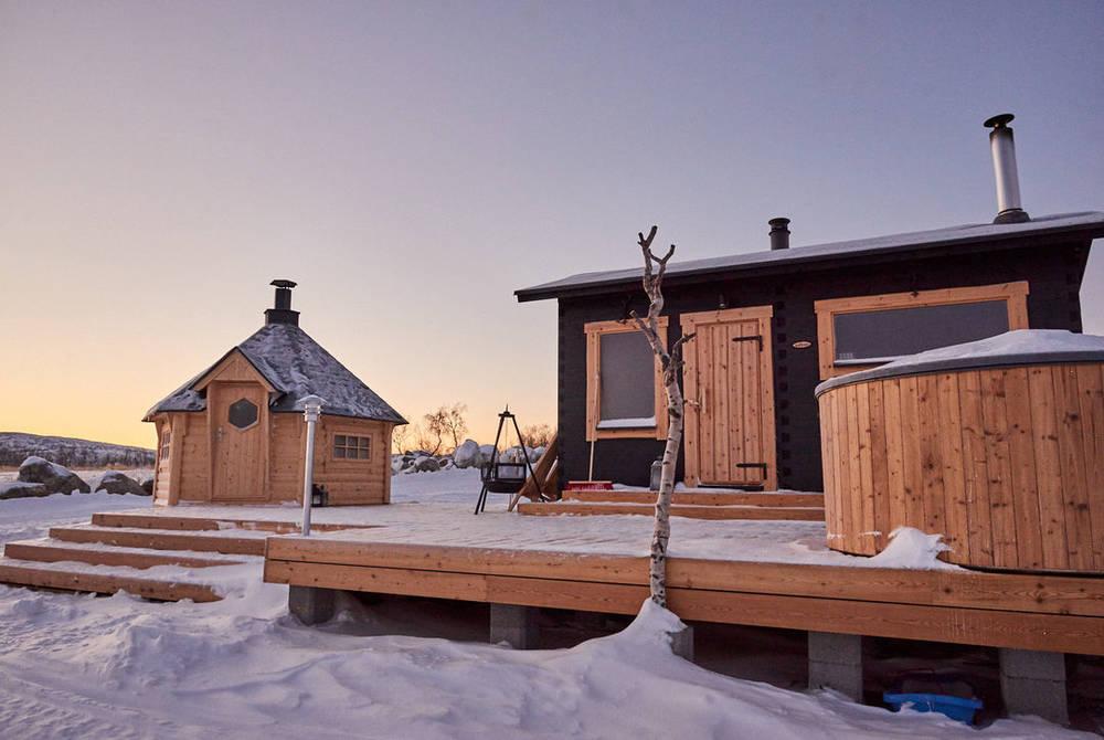 Reindeer Ranch, Finnish Lapland