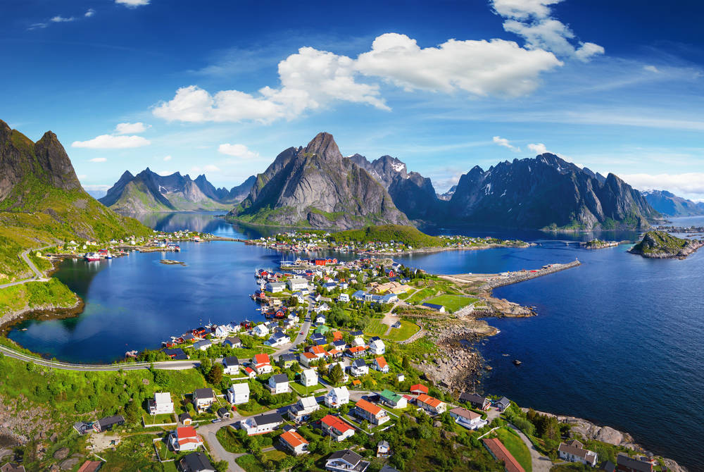 Reine, the Lofoten Islands