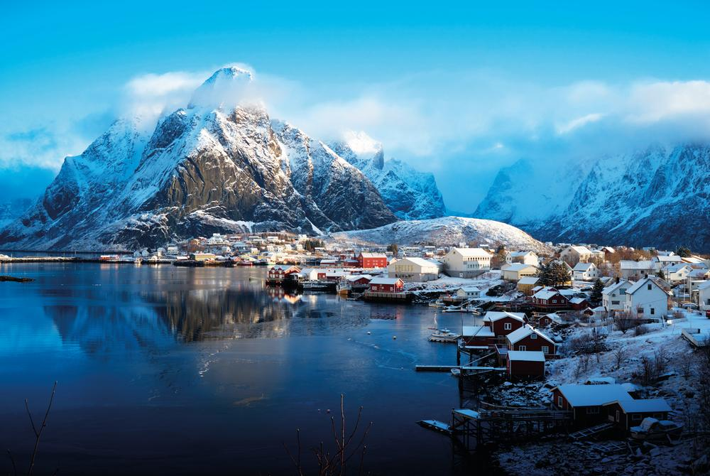 Reine Village, Lofoten Islands