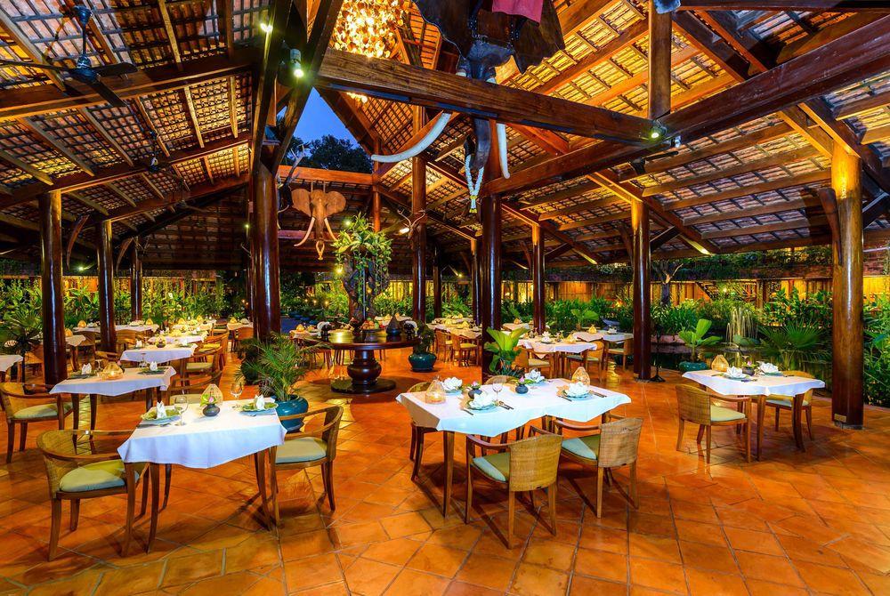 Restaurant, Angkor Village, Cambodia
