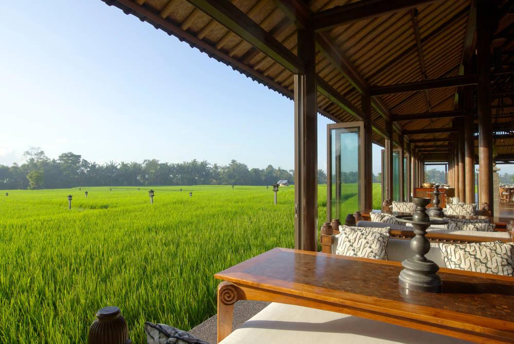 Restaurant, Chedi Club Ubud