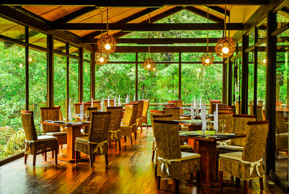 Restaurant, El Silencio Lodge & Spa