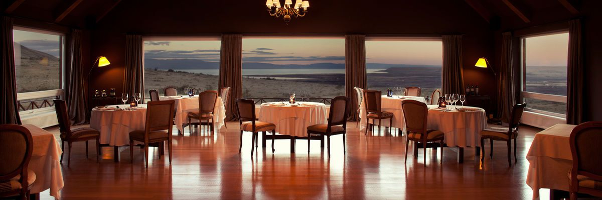 Restaurant, Eolo, Calafate