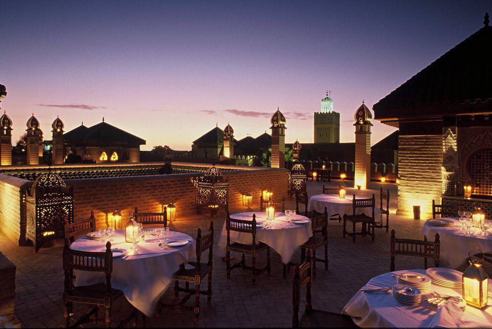 Restaurant, La Sultana Marrakech Hotel & Spa