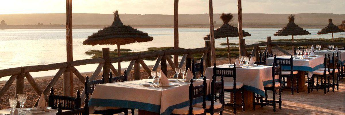 Restaurant, La Sultana Oualidia