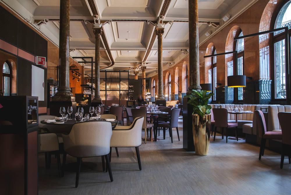 Restaurant, Opus XVI, Bergen