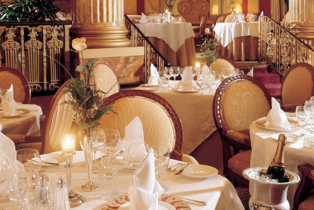 Restaurant, Peabody Memphis