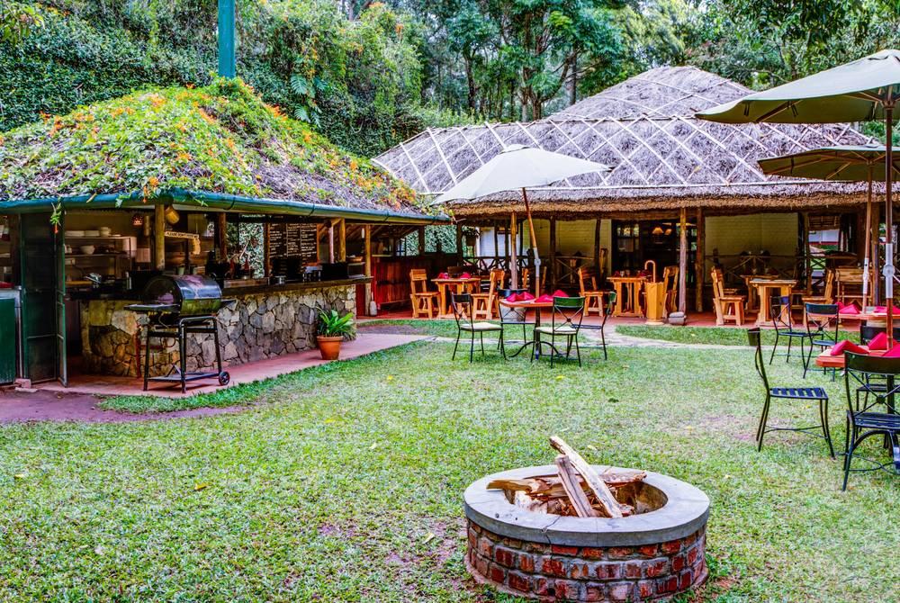 Restaurant, Spice Village, Periyar, Kerala