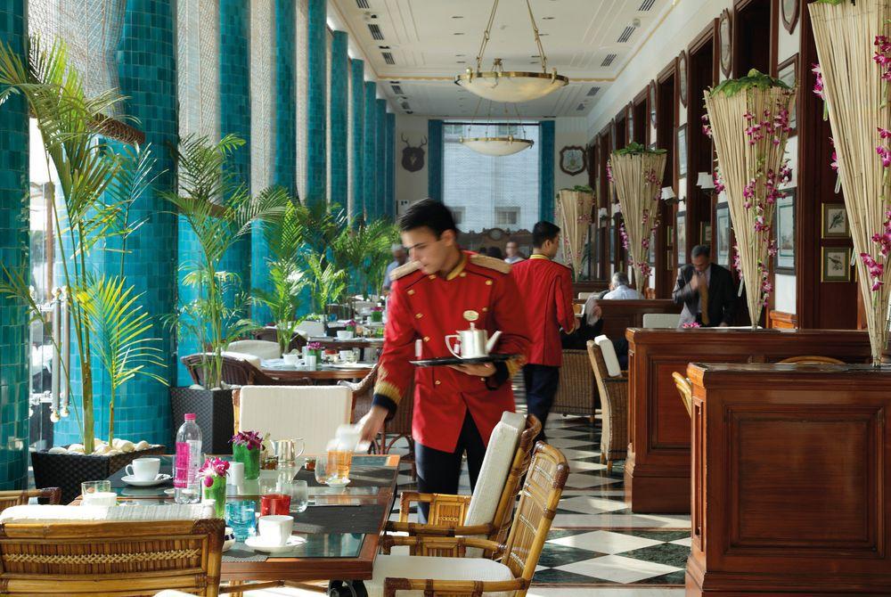 Restaurant, The Imperial, New Delhi