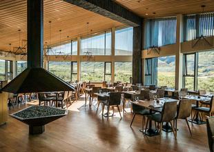 Restaurant, Hotel Husafell