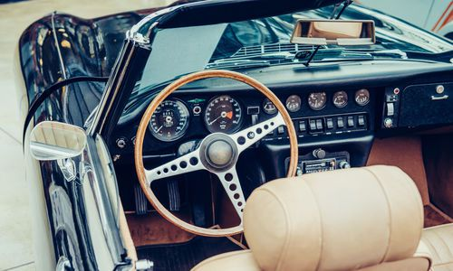Retro Style on a Luxury Road Trip