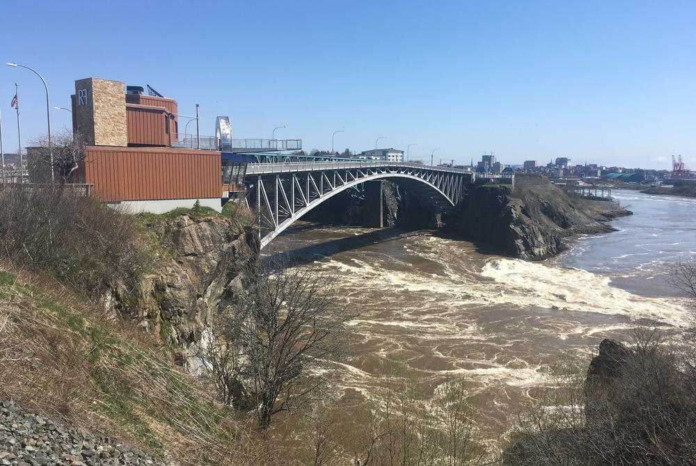 Reversing Rapids, Saint John, New Brunswick