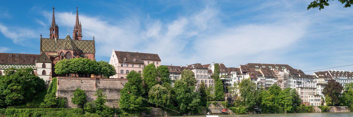 Rhine Border, Basel
