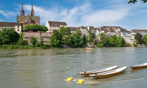 View of Basel, Switzerland