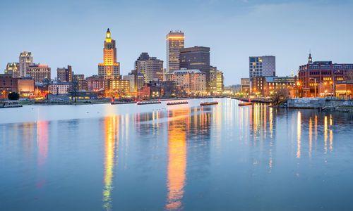 Rhode Island, New England