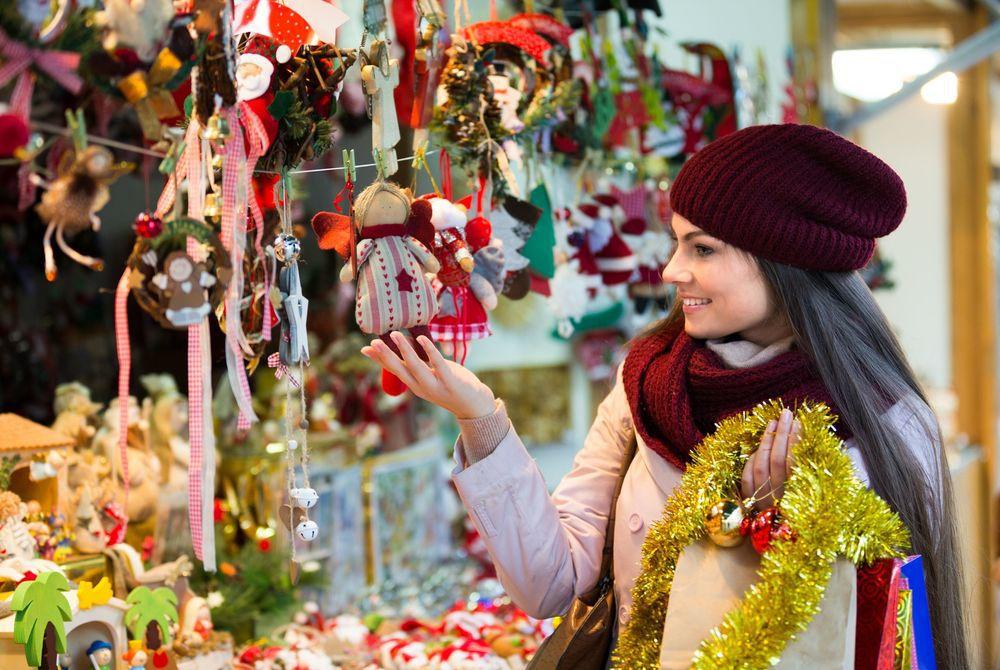 Riga Christmas Market, Latvia