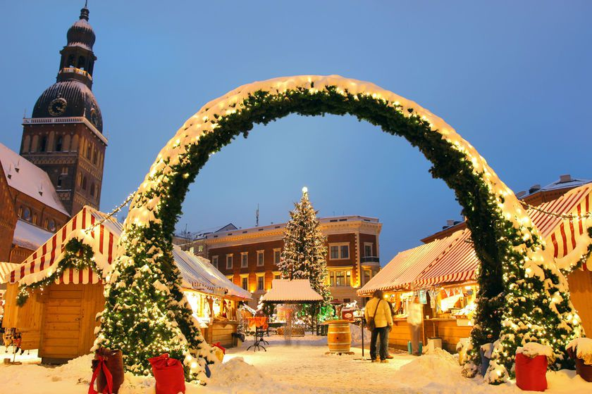 Riga's Christmas markets