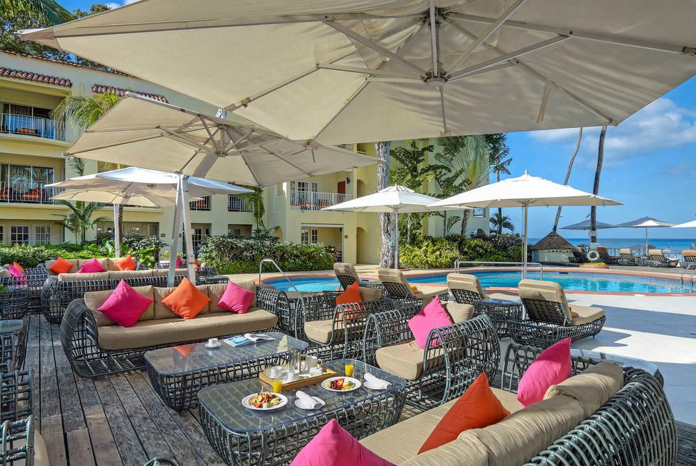 Rilaks Pool Deck, Tamarind, Barbados