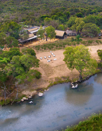 River Lodge, Kruger National Park