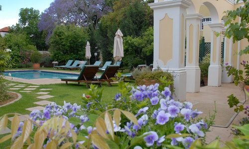 River Manor Boutique, Winelands
