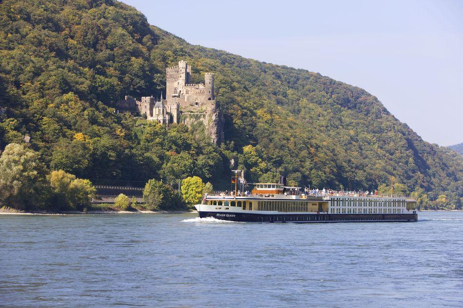 Uniworld's River Queen