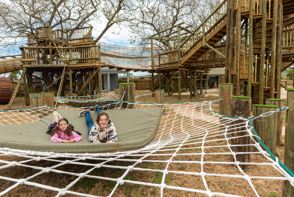 Riverdene Lodge - kids club